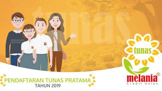 Pendaftaran tunas Pratama MCU Tahun 2019